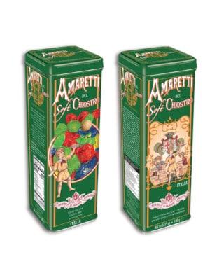 Lazzaroni - Amaretti Soft Tower Tin