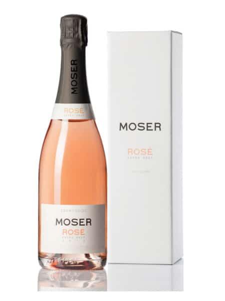 moser - Rose Extra Brut 2015