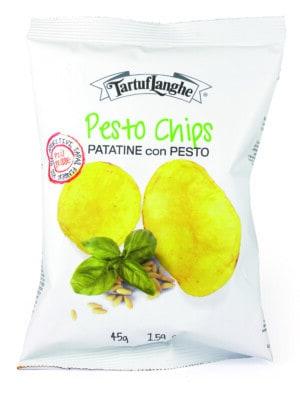 Pesto Chips 45g
