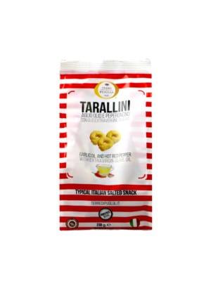 Terre di Puglia - Tarallini Olive Oil Garlic