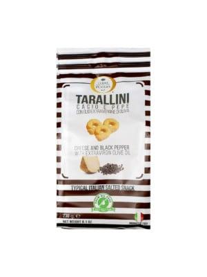 Terre di Puglia - Tarallini Olive Oil Cheese Black Pepper