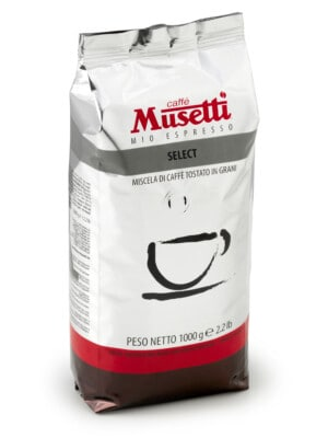 Musetti Coffee - Select - 1 kg bag - Beans